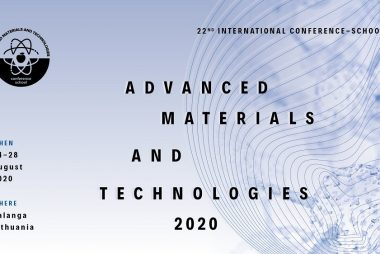 Advanced Materials and Technologies 2020